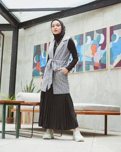 2. Hijab Style OOTD