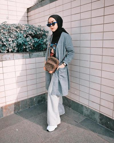 3. Hijab Style Kekinian