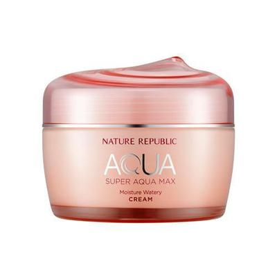 Nature Republic Aqua Max Moisture Watery Cream