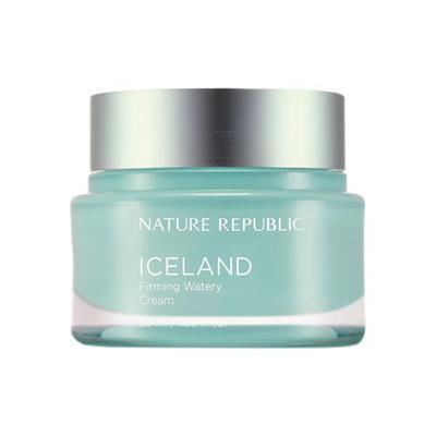 Nature Republic Korea Iceland Firming Watery Cream