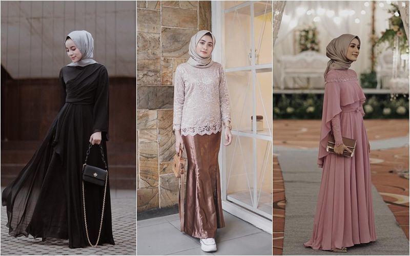 Cara Memakai Hijab Segitiga untuk Pesta Ini Simpel Banget! Ini Langkah-langkahnya