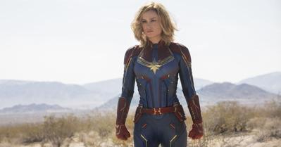 Captain Marvel (8 Maret 2019)
