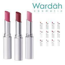 3. Wardah Long Lasting Lipstick