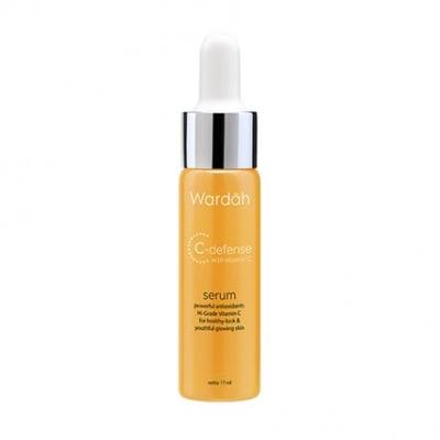 4. Wardah C Defense Serum