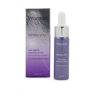 6. Wardah Renew You Anti Aging Intensive Serum