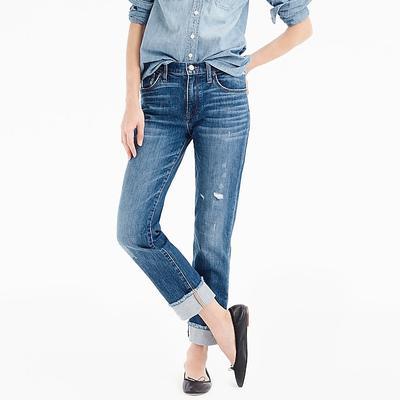Boyfriend Jeans dari J.Crew
