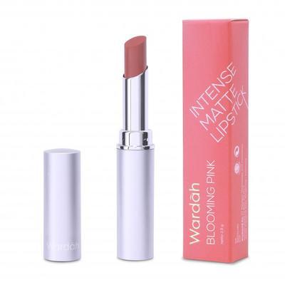Lipstik Wardah Intense Matte No.1 Socialite Peach