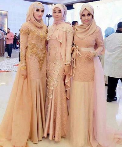 Ini Dia Trend Kebaya Muslimah Modern Untuk Pergi Ke Pesta, Bikin Kamu Makin Menawan!