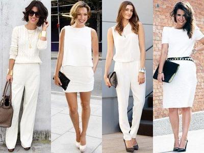 Wah, Mix and Match Baju Putih untuk ke Kantor Ini Kece Abis! Intip Inspirasinya Disini!