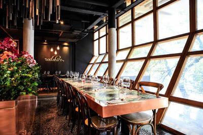 5 Restoran di Jakarta dengan Konsep Luxury dan Mewah
