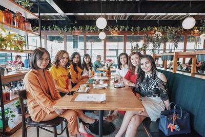 Nongkrong Asik di Kedai Kopi Hits Semarang, Punya Suasana Nyaman yang Bikin Betah