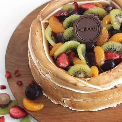 Mixfruit Cheesecake