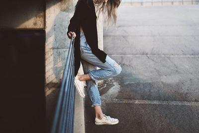 4. Bersahabatlah dengan Jeans