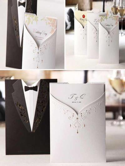 Benar-benar Berkesan! Intip Yuk 5 Desain Undangan Pernikahan Unik Ini, Ladies!