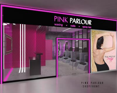 2. Pink Parlour