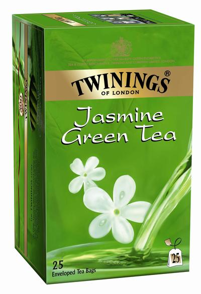 Jasmine Green Tea dari Twinings of London