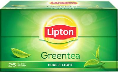 Pure and Light Green Tea dari Lipton