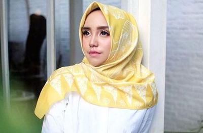 Penampilan Selebgram Salmafina Sunan Saat Olahraga Usai Lepas Hijab