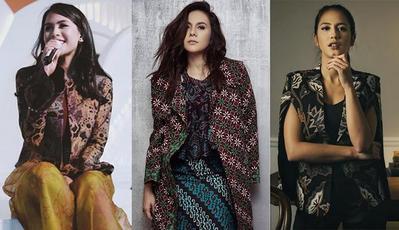Kemeja Batik ala Selebriti Indonesia Ini Bisa Bikin Kamu Stand Out!