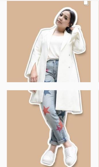 4. Casual dalam Balutan Reguler Fit Jeans