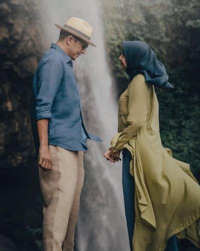 Prewedding Bertema Alam