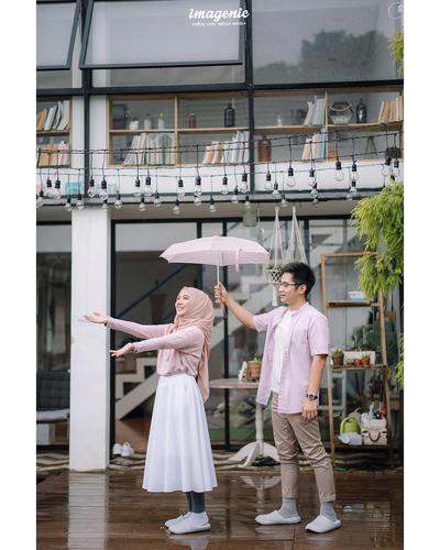 Prewedding Ala Korea