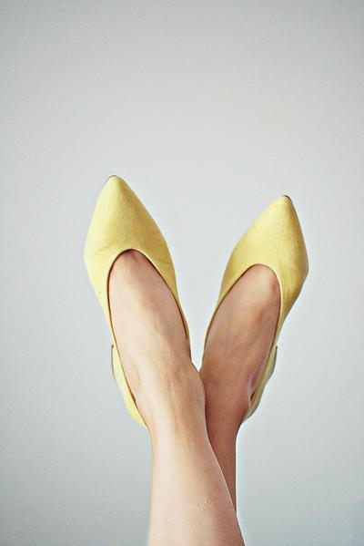 1. Flat Shoes