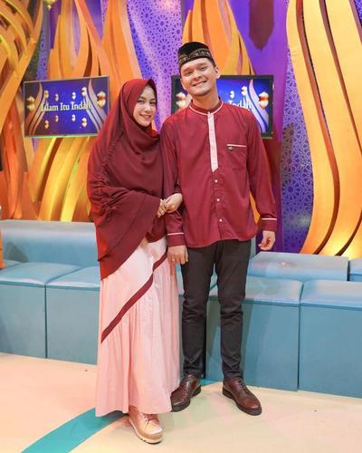 Anandito dan Anisa Rahma