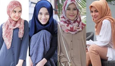 Lagi Cari Ide #OOTD untuk Weekend? Intip Inspirasi Casual Hijab Style ala Selebiriti Ini!