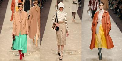 Koleksi Ready To Wear Fall 2019 Rancangan Karl Lagerfeld untuk Fendi