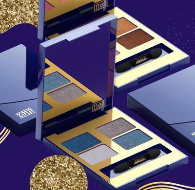 Inez Colour Contour Plus Eyeshadow