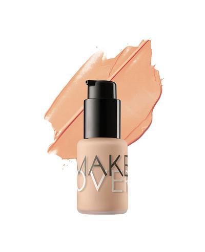 4. Make Over Ultra Cover Liquid Matt Foundation