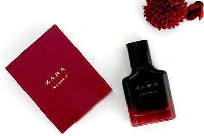 Zara Red Vanilla