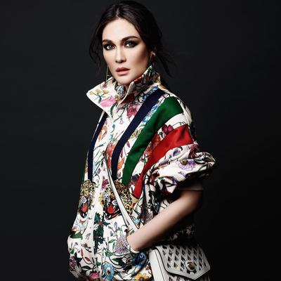 Jadi Pebisnis Fashion Sukses, Intip Gaya Luna Maya yang Super Kece Ini