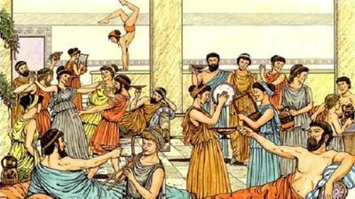 Zaman Romawi Kuno