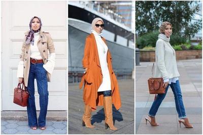 3.Hijab Simple