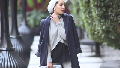 5.Hijab Street Style