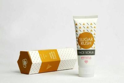 4.Emina Sugar Rush Face Scrub
