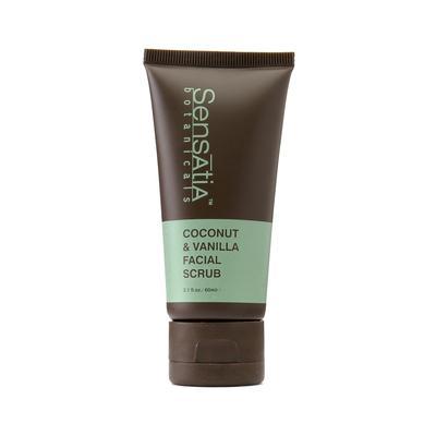 6.Sensatia Coconut dan Vanilla Facial Scrub