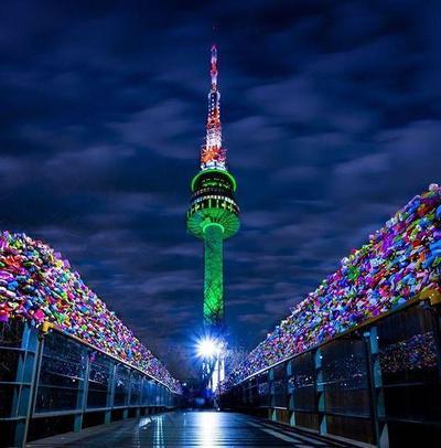 6.Namsan Soul Tower
