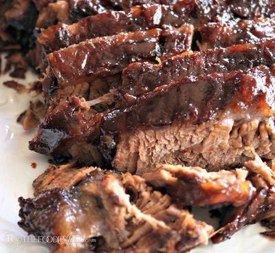 2 iris Smooked Beef