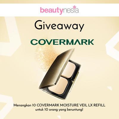 [GIVEAWAY ALERT] Mau Cantik Glowing Bersama Covermark? Ikutan Giveawaynya Yuk!