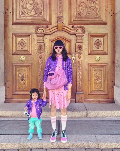 3. Jacket Violet