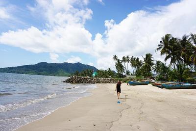 Pantai Pandan Sibolga Medan