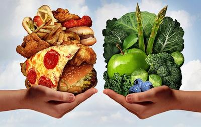 [FORUM] Junk Food Vs Healthy Food!