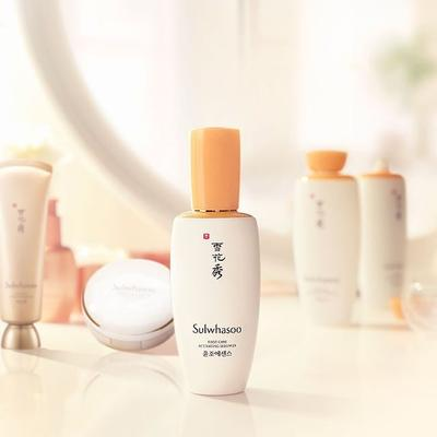 4.   Sulwhasoo First Care Activating Serum EX