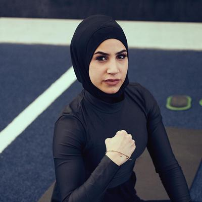 Pesona Zeina Nassar, Petinju Cantik yang Digandeng Nike Jadi Brand Ambassador