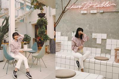 Kedai Kopi Instagramable di Korea yang Wajib Kamu Kunjungi Saat Traveling