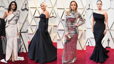 8 Riasan Makeup dan Rambut Terbaik di Red Carpet Oscar 2019