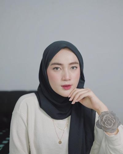 Jilbab Pashmina Simple